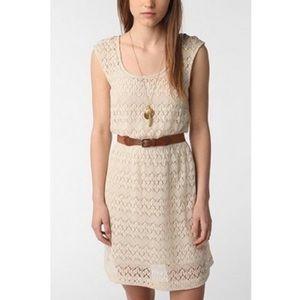 Urban Outfitters Pins + Needles Crochet Dress